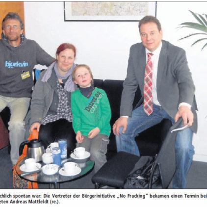 Bürgerinitiative wird in Berlin aktiv