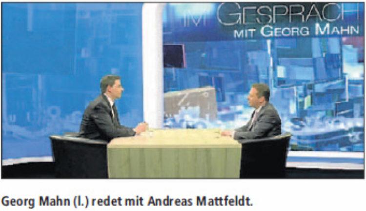 "FAN-TV: ""Im Gespräch"""