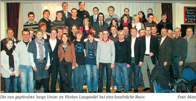 Neugründung JU in Langwedel