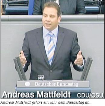 1 Jahr Bundestag