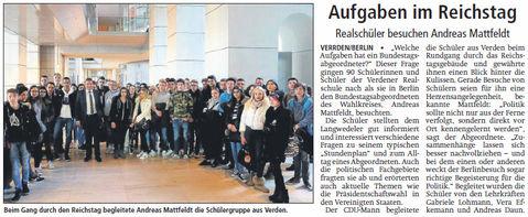 VAZ 161117 Realschule in Berlin