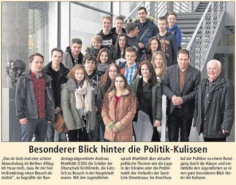 V A Z 15 03 27 Schule Kirchlinteln