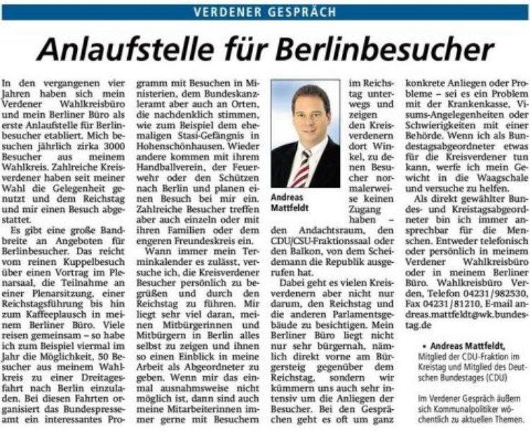 Berlinbesucher