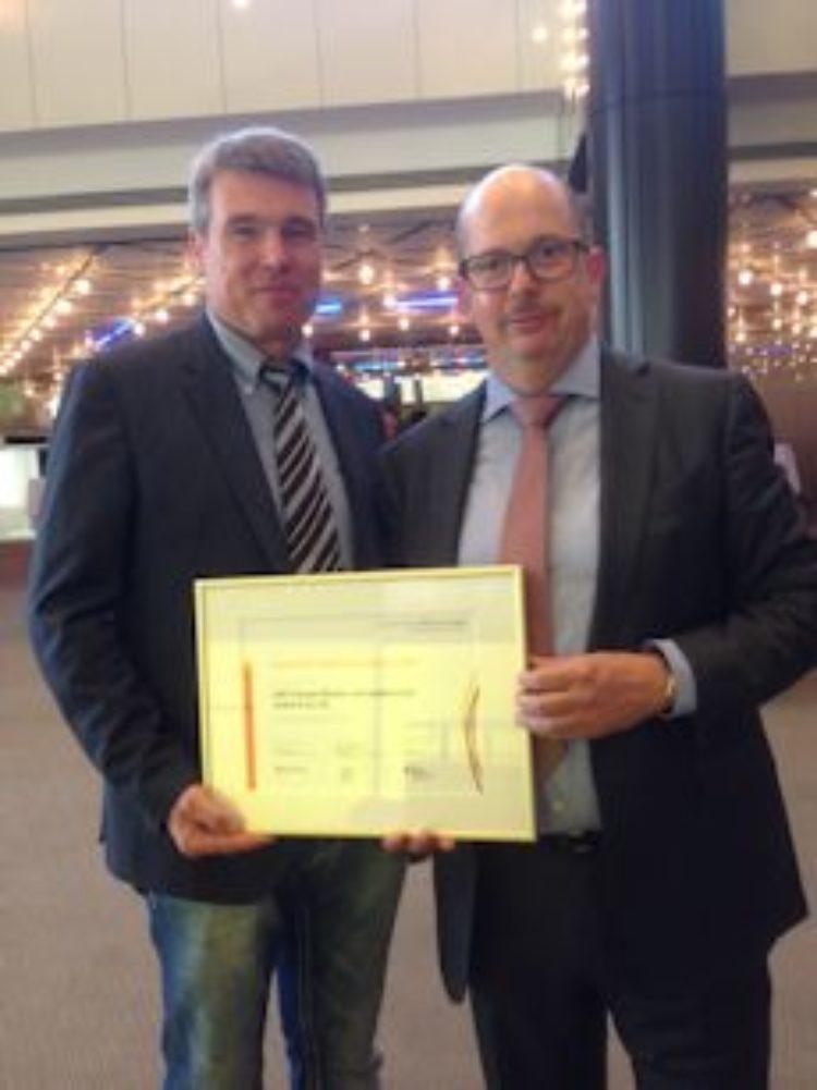 Glückwunsch an HWT Hansen Wärme- und Tanktechnik!