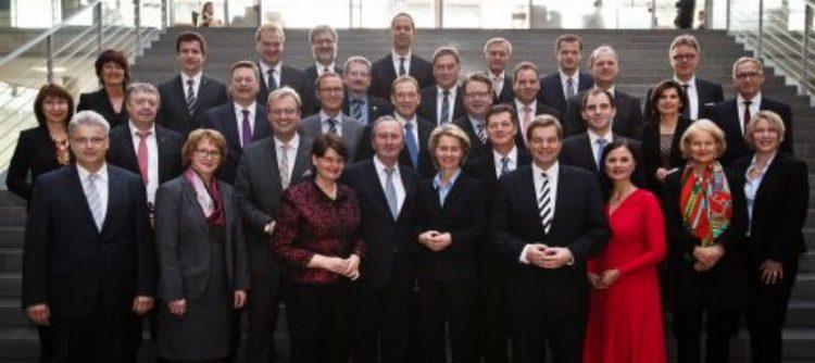 Konstituierung des 18. Deutschen Bundestages