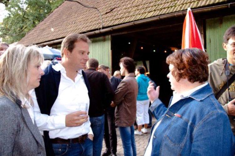 Klasse Sommerfest bei der CDU Vollersode