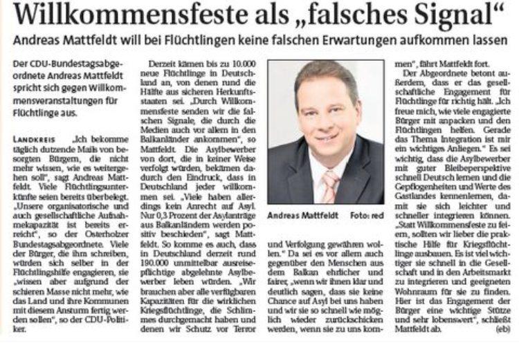 Hamme Report 04.10.2015
