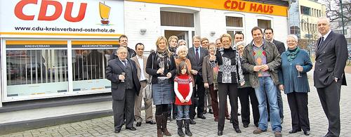 Frischzellenkur für CDU-Haus