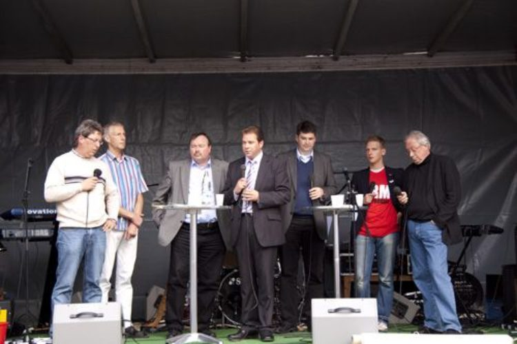 Podiumsdiskussion in Osterholz-Scharmbeck