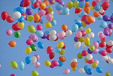 feier ballons