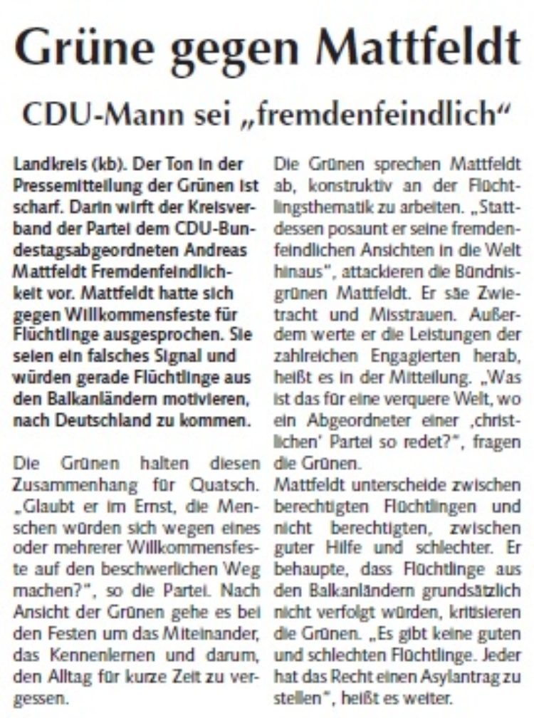 Osterholzer Anzeiger vom 18.10.2015