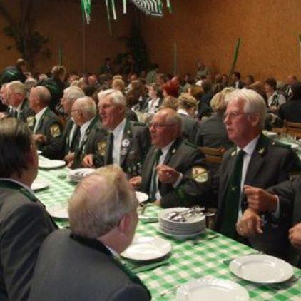 Völkersen feiert größtes Schützenfest im Landkreis