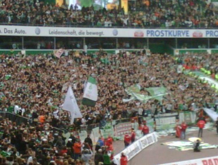 Glückwunsch Werder