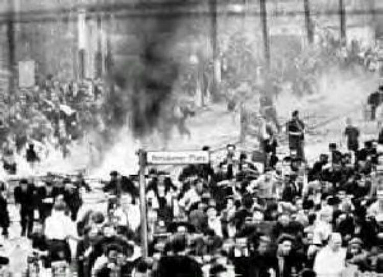 Andenken an den Volksaufstand in der DDR am 17. Juni 1953