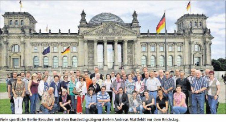 Von ZDF bis Stasi-Zentrale