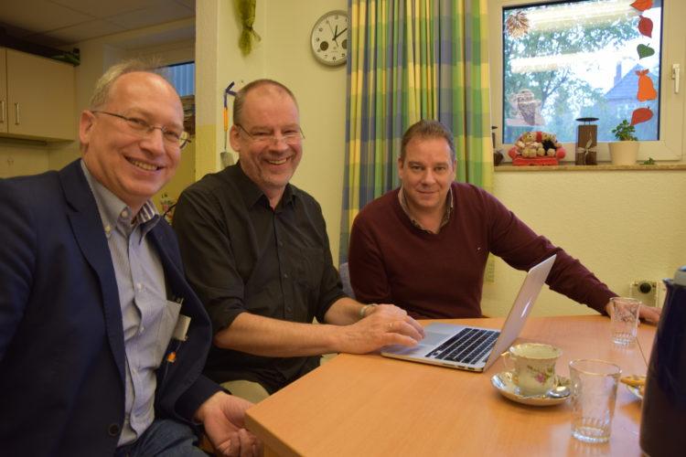 Mit Axel Miesner zu Besuch im Seniorenpflegeheim Lilienthal