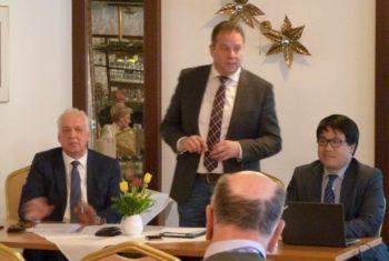 Schluss mit Kuschelkurs: Veranstaltung informiert in Lilienthal zum Thema Rückführung nichtbleibeberechtigter Flüchtlinge