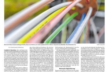 Breitbandausbau: Weniger Bürokratie und mehr Geld