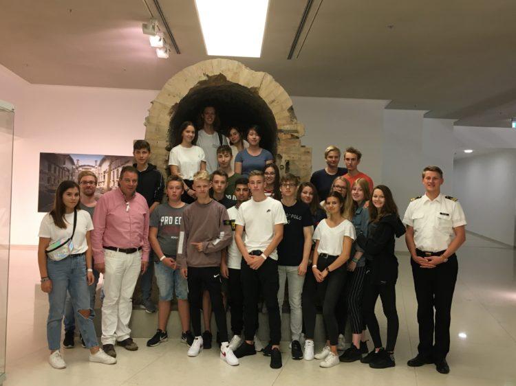 Verdener Domgymnasiasten zu Besuch in Berlin