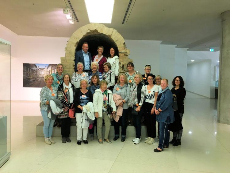 Osterholzer Unternehmerfrauen zu Besuch in Berlin