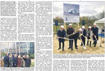 OHB investiert 14 Millionen Euro
