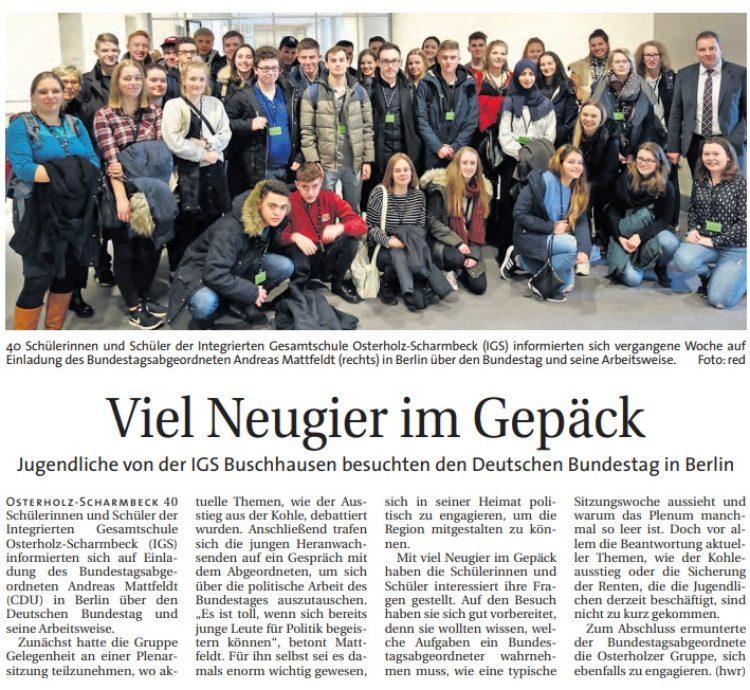 IGS-Schüler  in Berlin