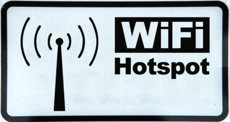 Förderung für WLAN-Hotspots schnell beantragen