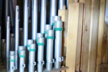 Sonderprogramm des Bundes für Orgelsanierungen