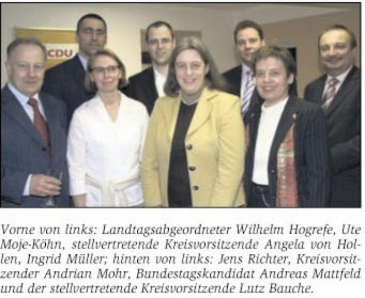 CDU Kreisverband Verden ist umgezogen