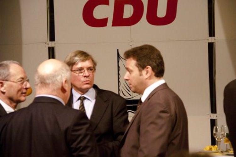 Neujahrsempfang der CDU Vereinigungen in OHZ