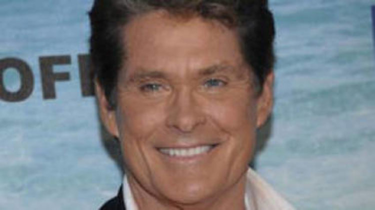 David Hasselhoff morgen in Völkersen