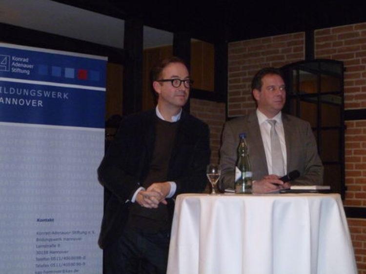 Einladung zum Neujahrsempfang mit Jan Fleischhauer