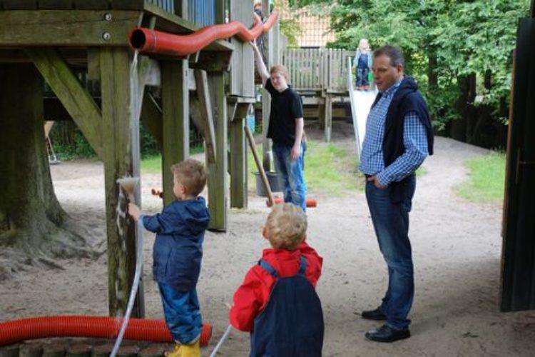 """""""Tag der kleinen Forscher"""": Zu Besuch im Kindergarten der ev.-luth. Kirchengemeinde Fischerhude"""