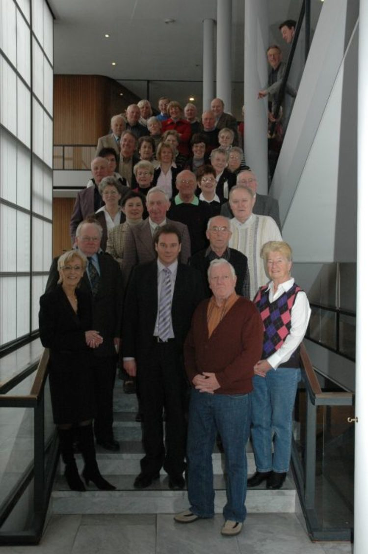 Mit der CDU Hambergen und Schwanewede im Landtag