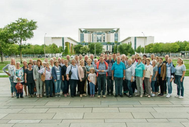 Dickes Lob für Zivilcourage – 50 Gäste aus meinem Wahlkreis zu Besuch in Berlin