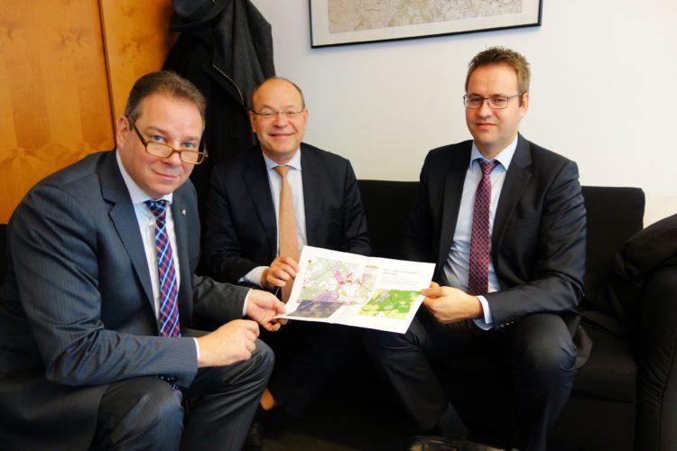 SuedLink: Treffen mit der Tennet Geschäftsführung