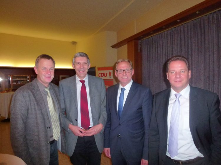 Neujahrsempfang der Kreis-Union in Osterholz-Scharmbeck
