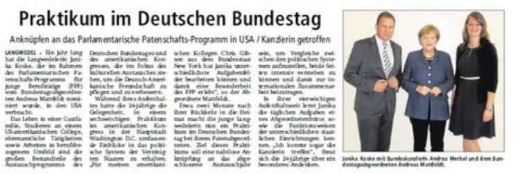 Verdener-Aller-Zeitung vom 29.10.2014