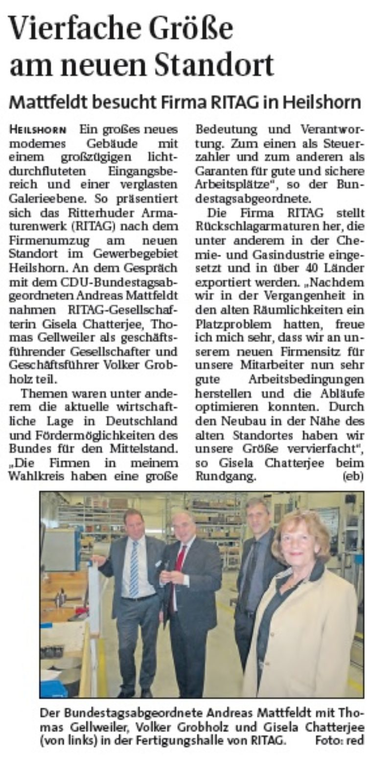 Hamme Report vom 23.11.2014
