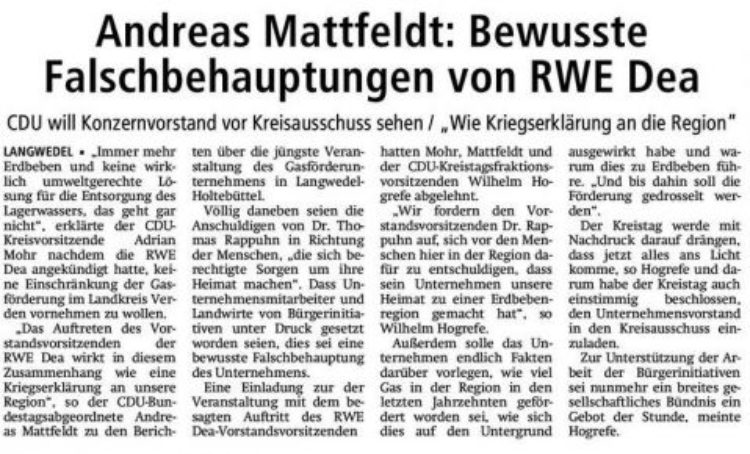 RWE Dea