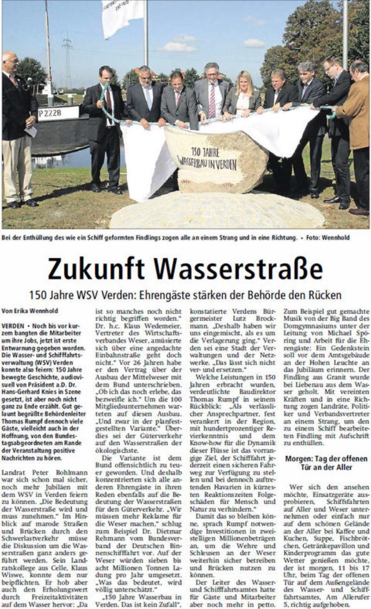 150 Jahre WSV