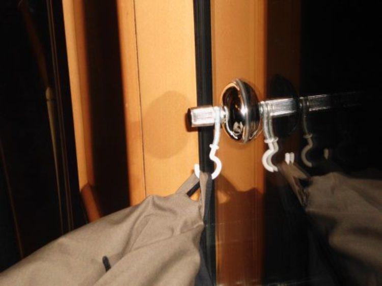 Nette Fahrgemeinschaft – fehlende Garderobenhaken