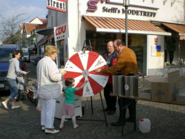 Ostersamstag in Achim