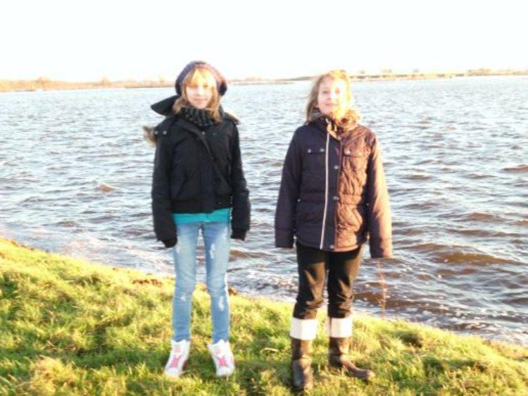 Hochwasser im Landkreis Verden