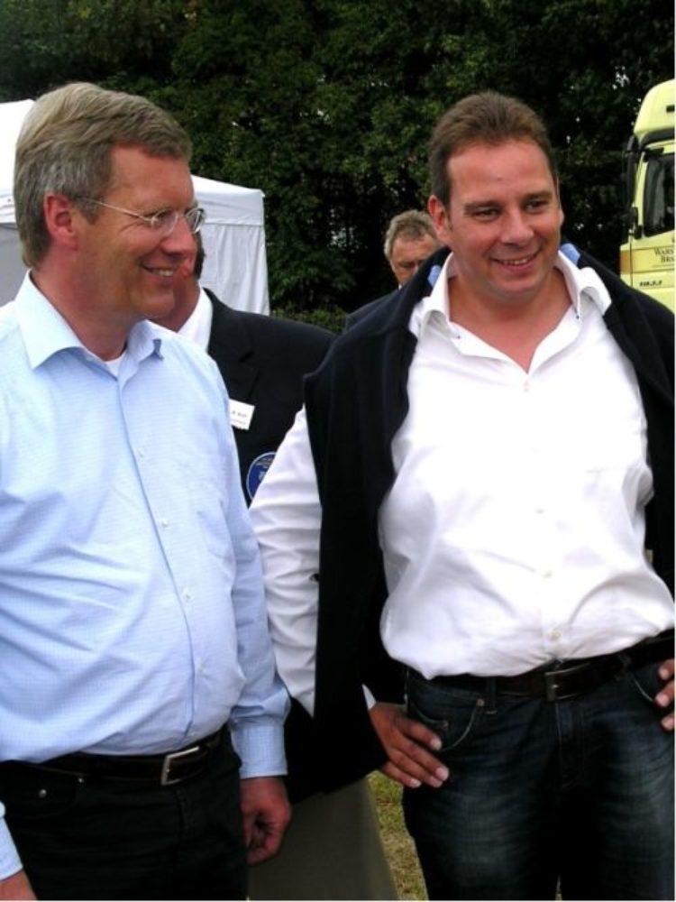 Christian Wulff wird Bundespräsident